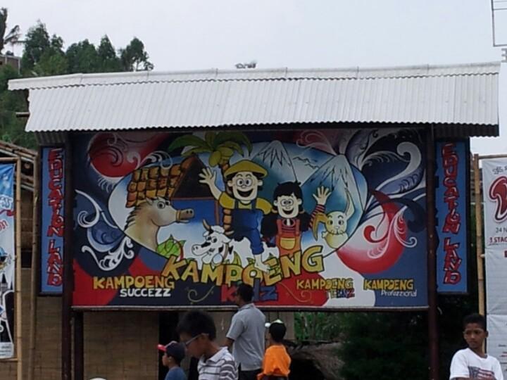 OUTBOUND DI MALANG, KAMPOENG KIDZ BATU MALANG
