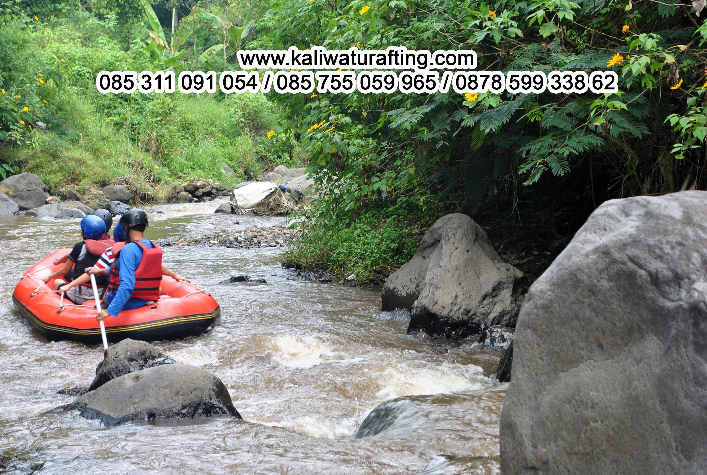 Kaliwatu Rafting Kota Batu